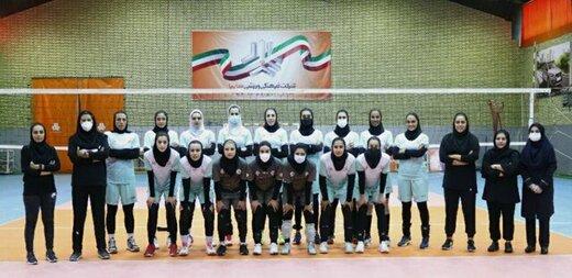 شکست سایپا در والیبال جام باشگاههای آسیا