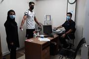 تست پزشکی بازیکنان پرسپولیس انجام شد/عکس