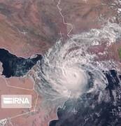 طوفان استوایی شاهین از سواحل ایران فاصله گرفت