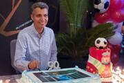 تصاویر   قابهای جالب از جشن تولد عادل فردوسیپور
