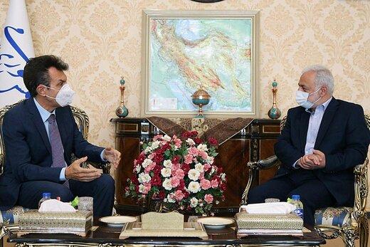 درخواست سفیر ایتالیا از ایران/ تهران، دوستان خود را در شرایط بعد از تحریم فراموش نخواهد کرد