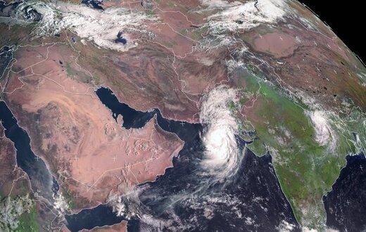 خسارت ۲میلیاردی طوفان شاهین به بناهای تاریخی سیستان و بلوچستان