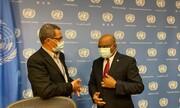 رئیس مجمع عمومی سازمان ملل: پذیرش نماینده طالبان جزو اختیاراتم نیست