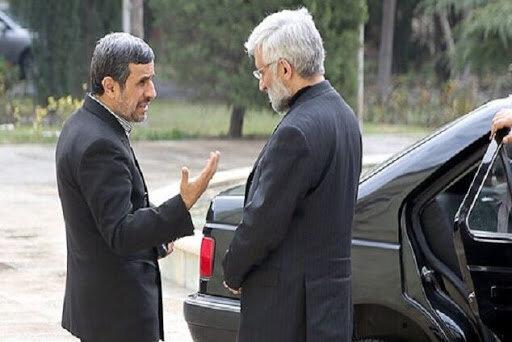 سعیدجلیلی،احمدی نژاد و معاون اولش، عاملان جریمه۶۰۷میلیون دلاری ایران به نفع کرسنت