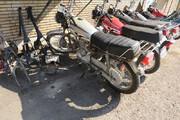 طرح «موتوریار» جلوی توقیف ۱۱۰هزار موتورسیکلت را گرفت