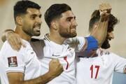 جهانبخش بهترین بازیکن دیدار ایران و کرهجنوبی شد