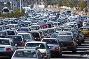عکس | یورش به جادهها؛ آزادراه تهران - شمال باز هم قفل شد
