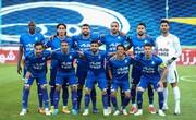 جلوگیری از ورود تابلوهای تبلیغاتی باشگاه استقلال به ورزشگاه آزادی/عکس