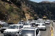 ببینید | ترافیک سنگین و ورود کمسابقه مسافران به استان گیلان