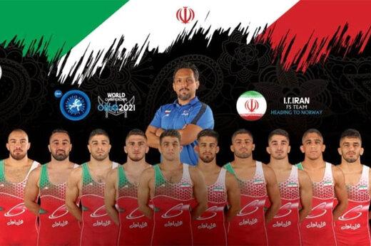 هفت مدال ناب، خروجی کار آزادکاران/ ایران میلیمتری سوم شد