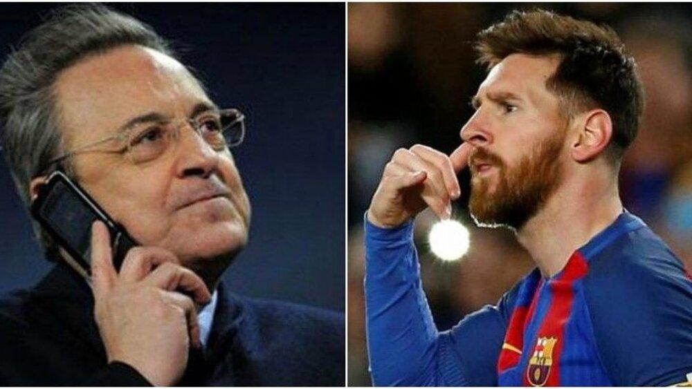 افشاگری جنجالی درباره جدایی لیونل مسی از بارسلونا
