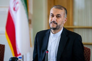 ببینید | واکنش وزیر امور خارجه به توهمات عجیب آذربایجان و ترکیه