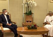 باقریکنی: روابط ایران و عمان دوستانه و نمونه است