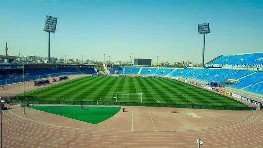 پرسپولیس-الهلال در ورزشگاه 22 هزار نفری