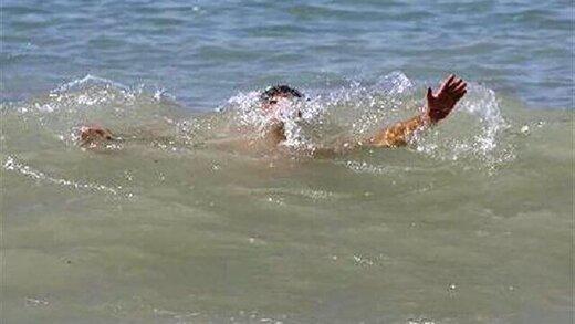 غرق شدن یک جوان در سد میناب