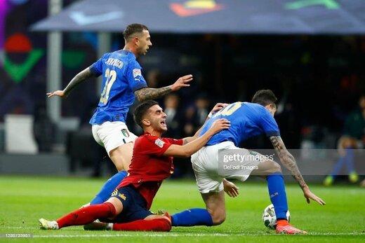 سومی ایتالیا در یورو لیگ