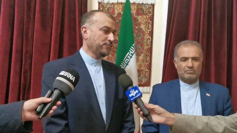 امیرعبداللهیان: طرفهای مذاکره برجام به تعهدات خود پایبند باشند/ نباید به ژئوپلتیک منطقه قفقاز خدشهای وارد شود