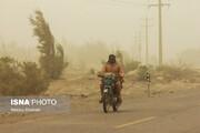 طوفان شن با سرعت بیش از ۱۰۰ کیلومتر در سیستان و بلوچستان