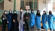 ۳۰ درصد دانش آموزان پایتخت واکسینه شدند