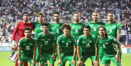 توقف عراق مقابل لبنان در انتخابی جام جهانی