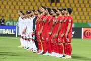 ترکیب تیمملی برای بازی با کرهجنوبی اعلام شد