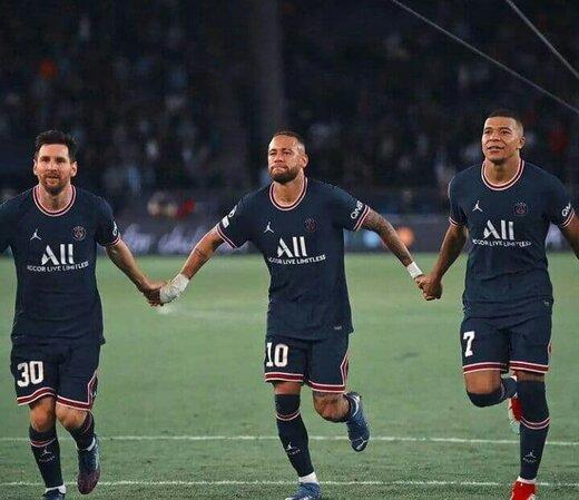 نظر مسی درباره برنده توپ طلای 2021
