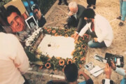 ببینید | شعرخوانی عبدالجواد موسوی در وصف استاد محمدرضا شجریان