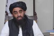 مجاهد به طور رسمی سخنگوی طالبان شد