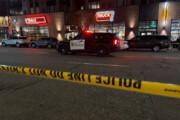 ببینید | اولین تصاویر از لحظه تیراندازی مرگبار در آمریکا؛ 14 کشته و زخمی