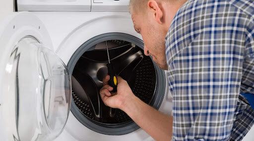 علت گرم نشدن آب در ماشین لباسشویی چیست؟