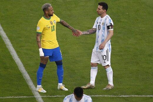 زمان خداحافظی نیمار از تیم ملی برزیل مشخص شد