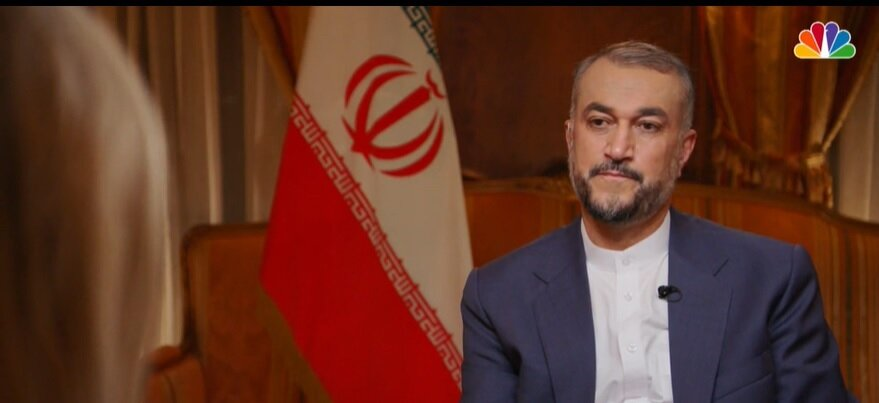 امیرعبداللهیان در گفتگو با انبیسی: به زودی به مذاکرات برمیگردیم/ هدف قهوه نوشیدن را در میز مذاکره نداریم/ دولت بایدن سیگنال منفی میفرستد