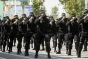 ببینید | آموزش نیروهای ضدتروریسم چین توسط یگان ویژه ایران