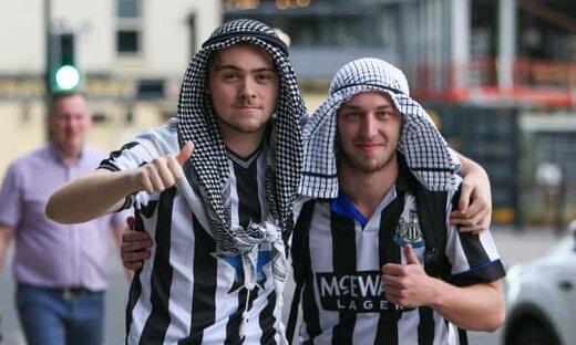 حضور سعودیها در نیوکاسل و لیگ برتر انگلیس