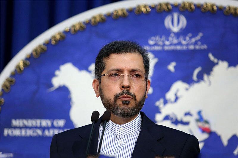 واکنش ایران به حادثه تروریستی دمشق