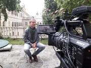 نمایش مستند پرتره فیلسوف مشهور فرانسوی در تلویزیون