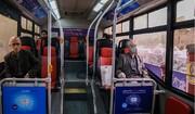 نیاز تهران به ۹ هزار دستگاه اتوبوس شهری