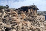 ببینید | بغض دردناک مادر اندیکایی که همه زندگیاش زیر آوار زلزله ماند