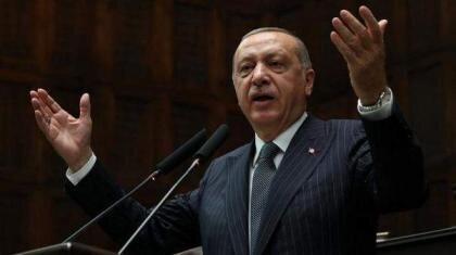 اردوغان تهدید کرد: صبرمان در سوریه رو به اتمام است