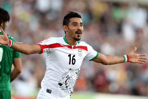 قوچان نژاد: از بازی تیم ملی لذت بردیم
