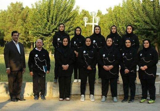 تاریخ سازی دختران وزنه برداری ایران در عربستان