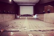 سینما «عصر جدید» تخریب نشده است