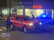 ببینید | اولین ویدیو از لحظه دستگیری قاتل تیروکماندار در نروژ؛ اسکورت بالگرد