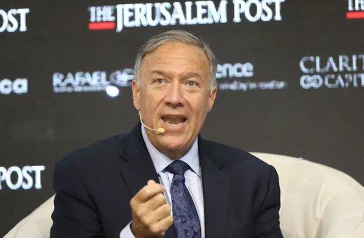 پمپئو: ترامپ میماند ایران هستهای نمیشد!