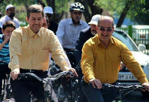 یزد؛ الگوی موفق دوچرخهسواری در کشور