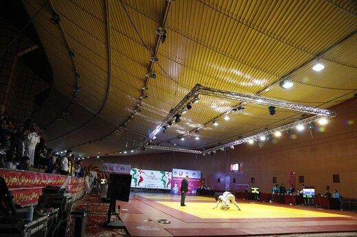 تصاویر | افتتاحیه مسابقات قهرمانی کشور و انتخابی تیم ملی جودو با حضور وزیر ورزش و جوانان