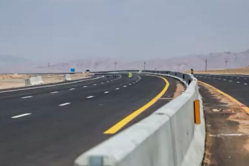 ببینید | گام پایانی یک  پروژه ملی؛ آزادراه اصفهان – شیراز