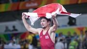 خداحافظی چهره نامدار کشتی از دنیای قهرمانی/ قهرمان المپیک شهردار شد