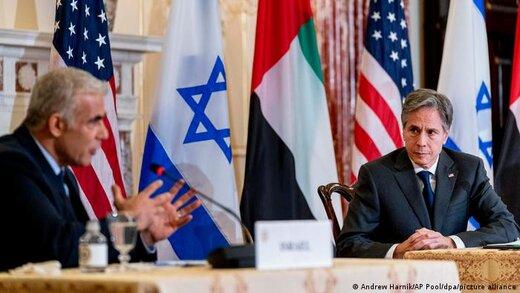 لاپید ایران را تهدید کرد: به زور متوسل میشویم