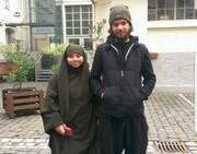 ماجرای عجیب زن و شوهر اروپایی که برای پیوستن به داعش به ایران آمدند